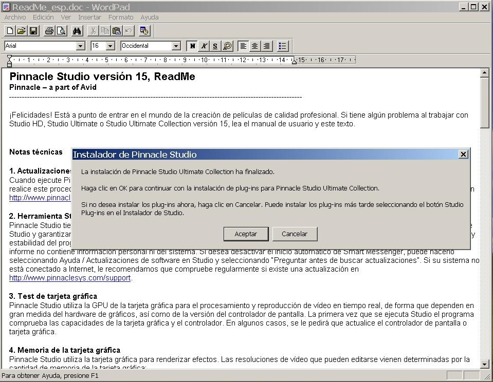 Index of / descargas/manuales/edicion video/pinnacle studio/Studio15